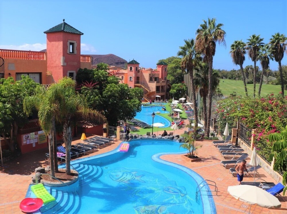 Tenerife in November